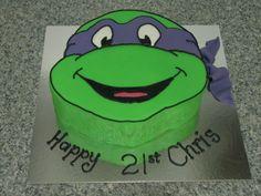 teenage mutant ninja turtle cake – Google Search  | followpics.co