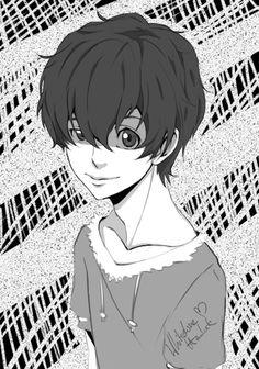 Zankyou no Terror, fan art: Twelve