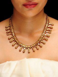 Tribal Serp Necklace - Jaypore