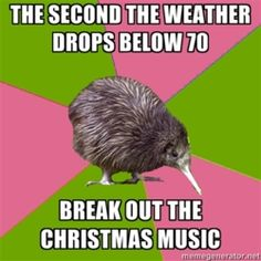 Or when you have to prepare for a Christmas concert starting in September