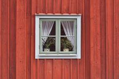 Swedish window by sarouchk, via Flickr