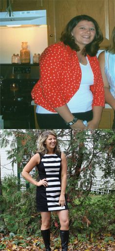 There's nothing more inspiring than real-life weight loss stories. Meet Reneé Benda, who lost over 70 pounds!