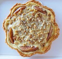 アップルタルト チーズカスタード 猫と買い物とDME apple tart
