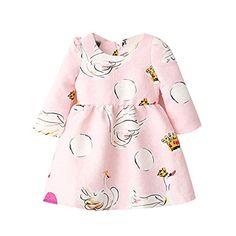 Weixinbuy Kids Girls Swan Print Long Sleeve Princess Fall... https://www.amazon.com/dp/B0165DGGNK/ref=cm_sw_r_pi_dp_x_TPXjzbND890J0