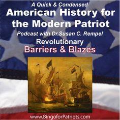 15 QCAHMP Revolutionary Barriers & Blazes