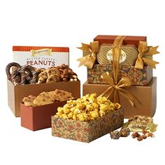 Traditional Broadway Basketeers Thinking of You Chocolate Gift Set