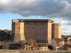 Castillo de Mora de Rubielos (Teruel)