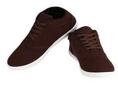Globalite Men's Casual Shoes Crux Brown At Rs.349