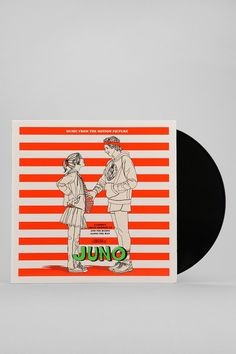 Various Artists - Juno Soundtrack LP One of my favorite soundtracks ever