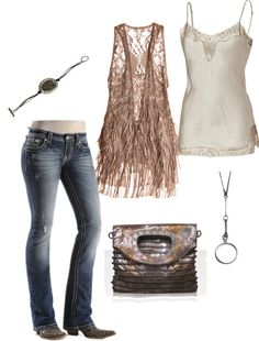 """Rock and roll."" by desert-diva on Polyvore"