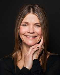 Actress Kathryn Erbe currently of Law & Order's Criminal Intent. Kathryn Erbe, Law And Order, Goddesses, Actors & Actresses, Wolf, Stage, Fan, Board, Wolves