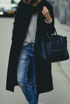 Для моего чёрного пальто