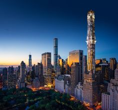 Gallery - Mark Foster Gage's Manhattan Skyscraper Takes Gothic Architecture to New Heights - 2
