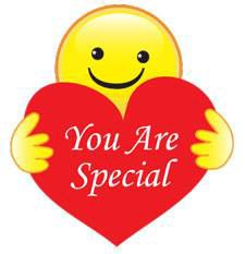 You Are Special Smiley