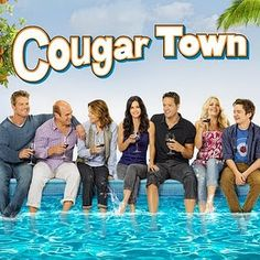 Cougar Town. By far one of the funniest shows on TV. And, from what I hear, they are about to have a name change.