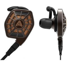 Audeze iSINE 20 In-ear planar magnetic headphones with Apple® Lightning® cable at Crutchfield Semi Open Headphones, In Ear Headphones, In Ear Monitors, Smartphone, High End Audio, Audiophile, Headset, Bass, Sleep