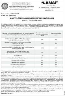 Anunturi Craiova - Mare publicitate - GAZETA de SUD