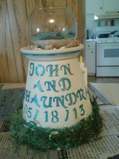 Lighthouse craft for wedding