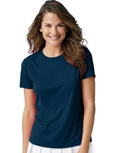 Hanes Ladies Moisture Wicking Performance T-Shirt | Love yourself