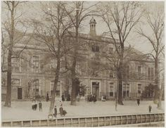 Sint Elisabeths Gasthuis, zuidzijde, aan de Gasthuisvest