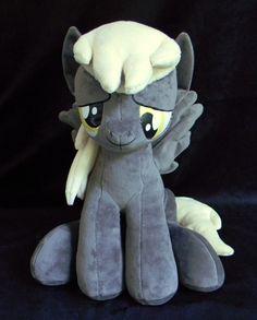 Sitting Derpy Hooves Plushie MLP FiM/My Little Pony Custom Artist Plush | eBay <3 <3 <3 <3 <3 <3 <3