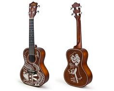 Lanikai+Partners+with+Sailor+Jerry+for+Tattoo+Inspired+Uke