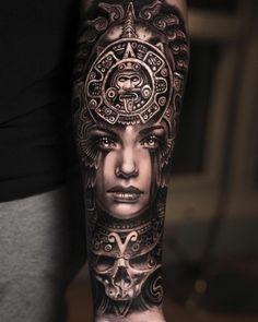 Aztec Tribal Tattoos Sleeve Marquesan Tattoos- Aztec tribal tattoos sleeve & aztekische stammes-tattoos Ärmel & manche de tatouages tribaux aztèques & manga de tatuajes tribales aztecas & aztec tribal tattoos for women, aztec t - Aztec Tattoos Sleeve, Egyptian Tattoo Sleeve, Aztec Tribal Tattoos, Mayan Tattoos, Aztec Tattoo Designs, Tribal Tattoos For Women, Aztec Art, Tattoos For Guys, Arabic Tattoos