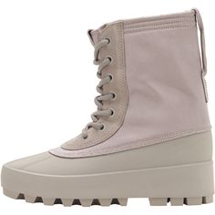 YEEZY 950 Boots ($591) ❤ liked on Polyvore featuring shoes, boots, adidas originals e adidas originals shoes