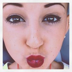 Talia Castellano is a beautiful little girl battling two types of cancer. I  love her