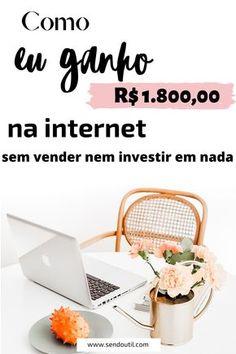 Online Cash, Online Jobs, Make Money Online, Internet Money, Making Extra Cash, Lettering Tutorial, Instagram Blog, Financial Tips, Digital Marketing Strategy