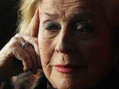 China Zorrilla,actriz uruguaya,argentina por adopción,de larga trayectoria,en teatro,cine y televisión,fallecida hoy,17 de setiembre de 2014,en Montevideo,Uruguay,a los 92 años de edad.......♥