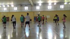 Carrera de relevos y obstáculos - 00008 #Juegosmotores #inef #ccafd #ugr #educacionfisica #physicaleducation @Fac_Deporte_UGR @CanalUGR
