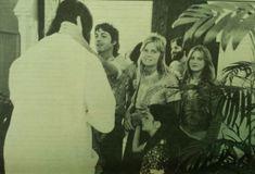 The Lovely Linda: Photo Paul And Linda Mccartney, Brian Wilson, The Beach Boys, The Beatles, Drawings, Awesome, Painting, Birthday, Birthdays