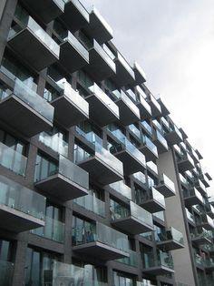 MVRDV - Parkrand Building, Amsterdam, 2007