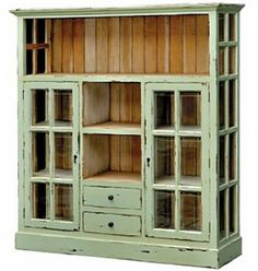 Made out of old windows and doors. Now looking out for even more old windows and doors. Furniture Projects, Furniture Makeover, Home Projects, Home Furniture, Farmhouse Furniture, Empire Furniture, Window Furniture, Furniture Plans, Old Windows