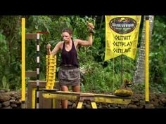Survivor: South Pacific - Teeter Tower - YouTube