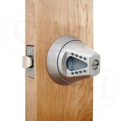 Townsteel CRX-K-81 Grade 1 Anti-Ligature Cylindrical Knob Lockset - Entry/Office Function