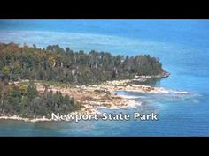 Door County Scenic Air Tour - YouTube
