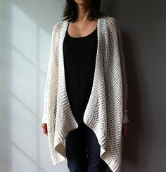 http://www.ravelry.com/patterns/library/angela---easy-trendy-cardigan
