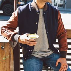 Huckberry Varsity Jacket | Huckberry