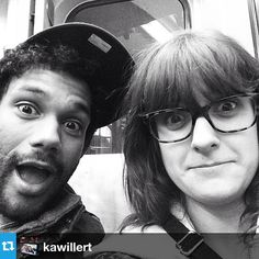 See Katie Willert and DJ Faucet tonight and tomorrow at Chicago Sketchfest: http://www.chicagosketchfest.com/