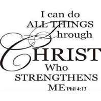 He is our strength