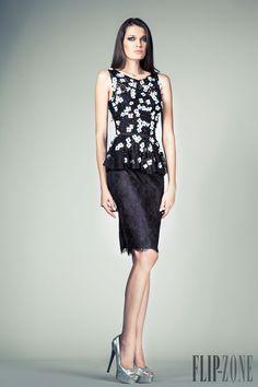 Tony Ward Primavera-Verão 2014 - Prêt-à-porter - http://pt.flip-zone.com/fashion/ready-to-wear/independant-designers/tony-ward-4292