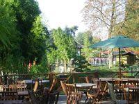 (eat) Le pavillon aux oiseaux @  Les Sablons  >> terrasse ombragée + jardin d'acclimatation + nuggets-frites spécial kids = Un (vrai) bon dimanche en famille. >>  Jardin d'acclimatation, 75016 Paris. Brunch tous les jours de la semaine de 11h30 à 15h. 25€. Réservation conseillée au 0145021161