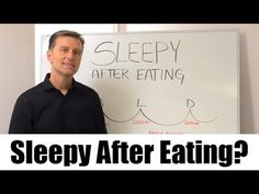 Sleepy After Eating? Adrenal Health, Health Diet, Health And Nutrition, Adrenal Fatigue, Dr Eric Berg, Dr Berg, Feeling Sleepy After Eating, I Feel Sleepy, Food Nutrition Facts