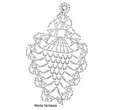 Solo esquemas y diseños de crochet: bisuteria