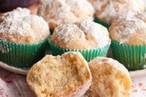 Holiday Recipe: Eggnog Doughnut Muffins Recipes from The Kitchn   The Kitchn