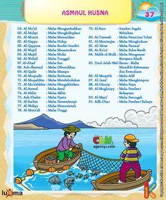 Download Ebook 99 Nama-Nama Indah Allah dan Arti Asmaul Husna2