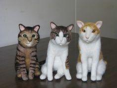 chii's cat「ちいちゃんの猫たち」