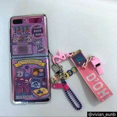 Kpop Phone Cases, Kawaii Phone Case, Diy Phone Case, Cute Phone Cases, Phone Covers, Iphone Cases, Aesthetic Phone Case, Kawaii Room, Flip Phones